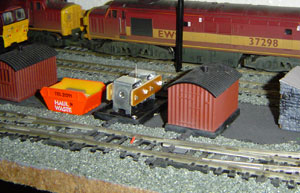 Model railway point motor placement new railway modellers hornby point motor housing r8015 swarovskicordoba Gallery