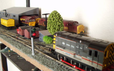 Model Railway Electronic Projects