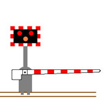 Model Railway Crossing