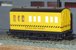 Hornby Track Cleaning Coach R296