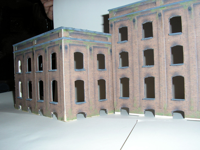 graphic regarding Free Printable Model Railway Buildings named Dyna: Further Type railway printable constructions absolutely free