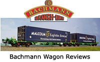 Bachmann Model Railway Wagon Reviews