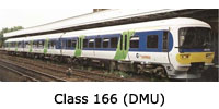 Model Railway Review - Bachmann Class 166 3-Car DMU - Thames Trains (31-026)