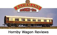 Bachmann Model Railway Passenger Coach / Carriages Reviews
