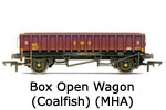 Hornby Model Railway Wagon Review Coalfish R6225