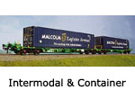Bachmann Model Railway Wagon Review - Intermodal and Container Wagon