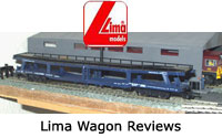 Lima Model Railway Wagon Reviews