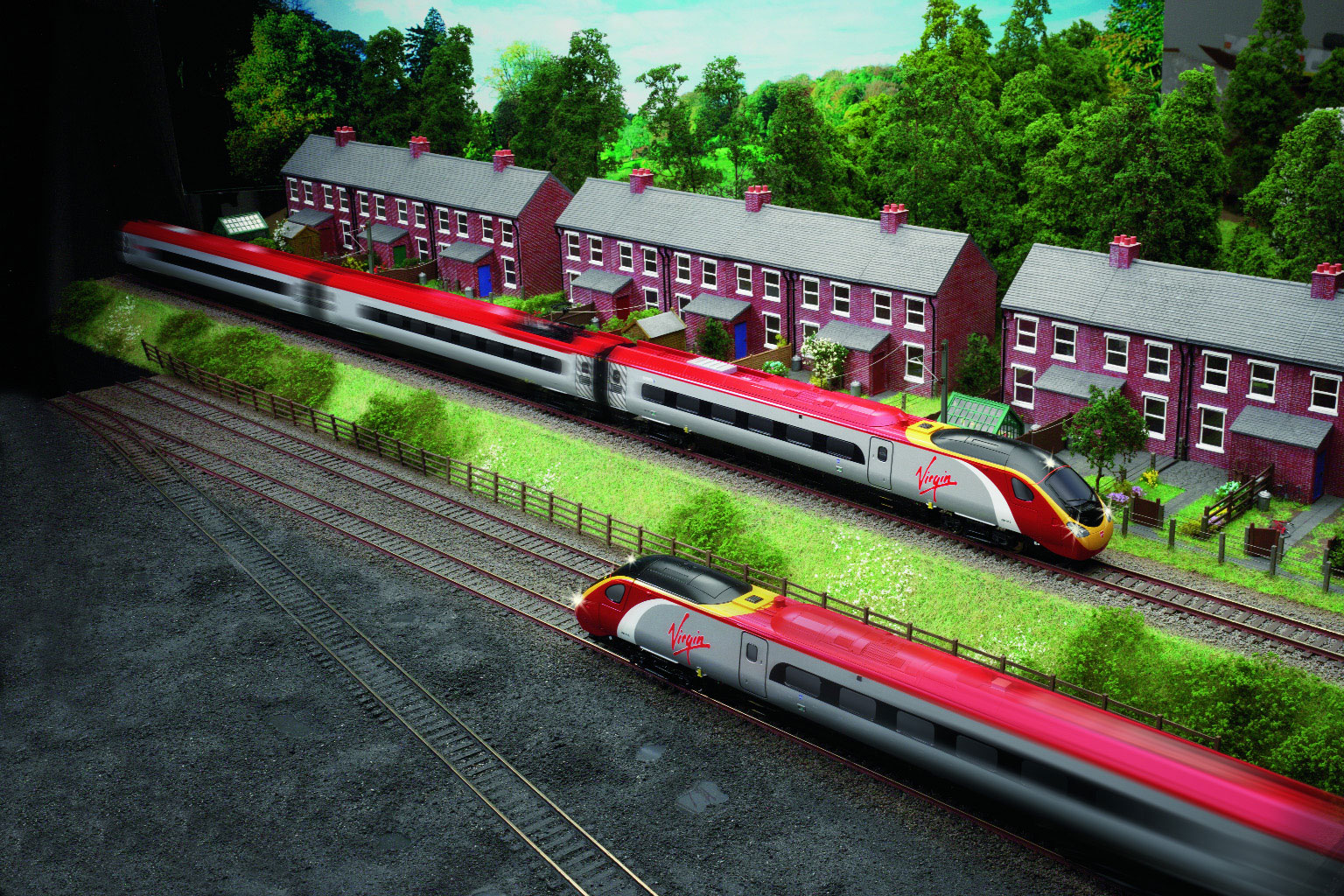 VIRGIN TRAINS LIMITED - Company Check