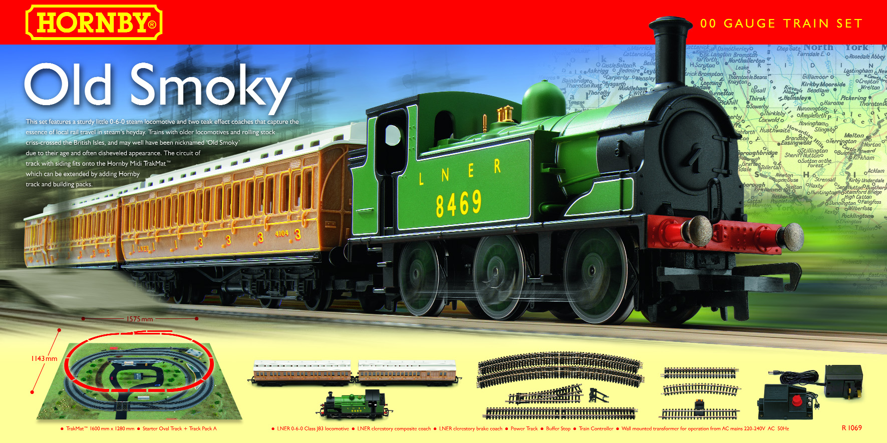 Hornby 2007 Product information - Train Sets