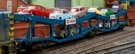 Hornby Model Railway Wagons