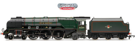 Hornby Model Railway Steam Locomotives