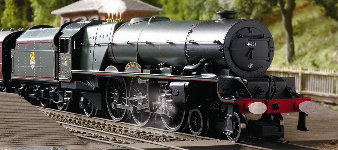 Hornby 2009 Product Information - Steam Locomotives