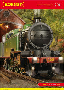 Hornby - 57th Edition 2011 Catalogue - R8143