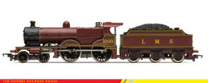 Hornby - RailRoad Range - LMS 4-4-0 Compound (Loco Drive) - R3063
