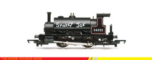 Hornby - RailRoad Range - BR 0-4-0ST Smokey Joe - R3064