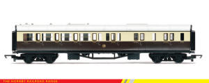 Hornby - RailRoad Range - GWR Brake Coach - R4524