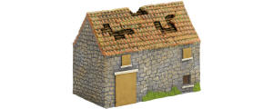 Hornby Skaledale Buildings - Derelict Outhouse - R9649