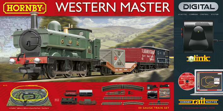 hornby model train computer - photo #20