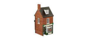 Hornby Skaledale 'Off Your Head' Barbers Shop - R9763
