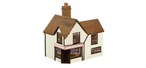 Hornby Skaledale 'Three Barrels Wine Bar' - R9771