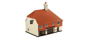 Hornby Skaledale 'Kings Arms' Public House - R9773