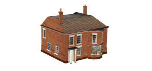 Hornby Skaledale 'National Merchant Bank' - R9774