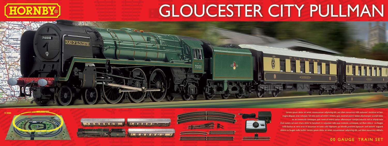 Hornby 2014 Product Information Model Railway Train Sets