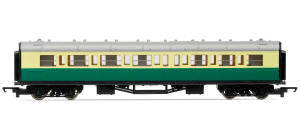 Hornby Gordon Composite Coach - R9297