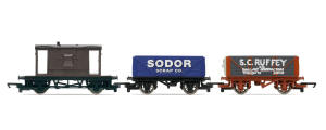 Hornby - Thomas the Tank Engine Range - Wagon Triple Pack A - R9299
