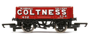 Hornby Coltness Iron Co - 4 Plank Wagon - R6696