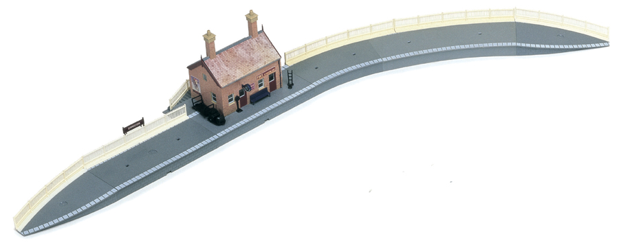 Hornby country station (R8000)
