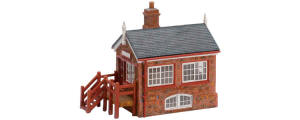 Model Railway Scenery - Hornby Skaledale - Signal Box - R8632
