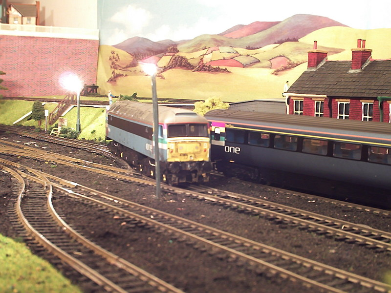 Model Railway Layout   Members
