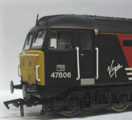 Heljan Model Railway Locomotive Reviews -  Class 57