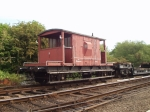 Guards Van SR S55550