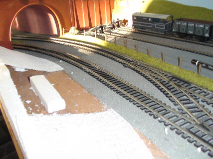 Modelling Rock (Plaster impregnated fabric) - Model Railway