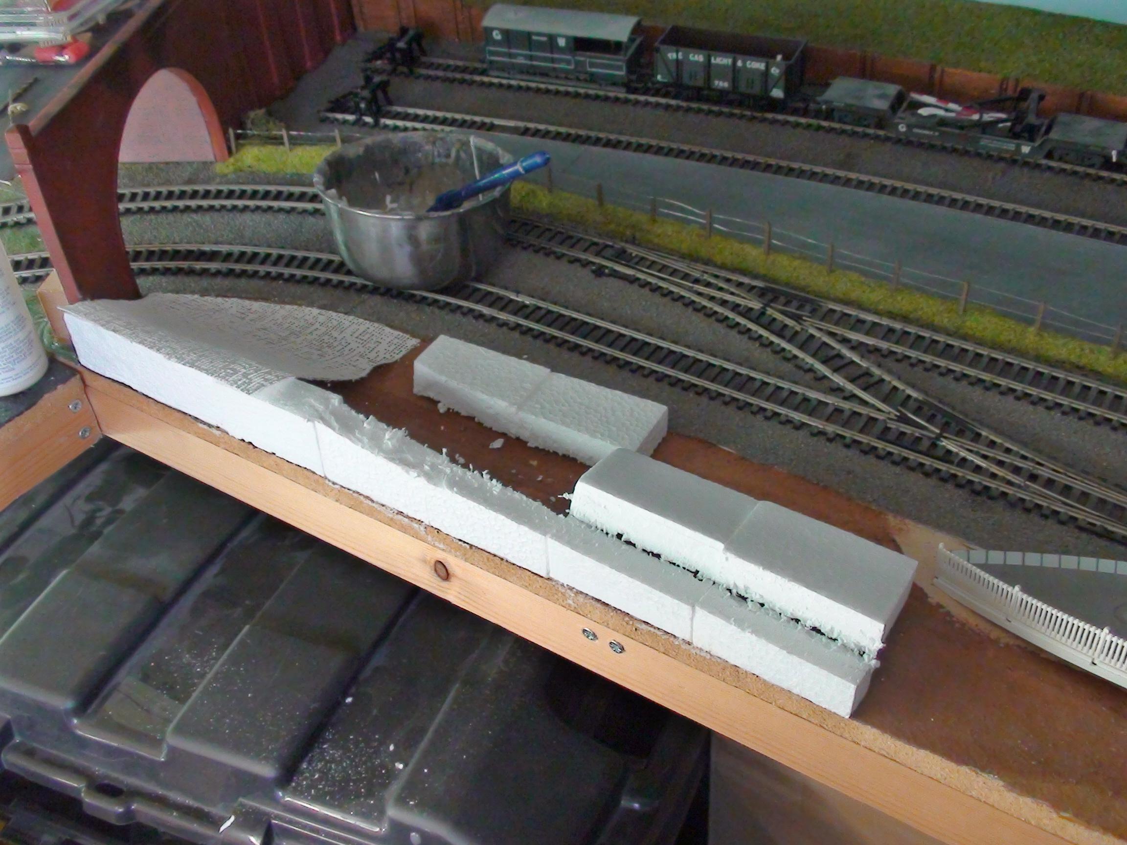 Model Railway Hills