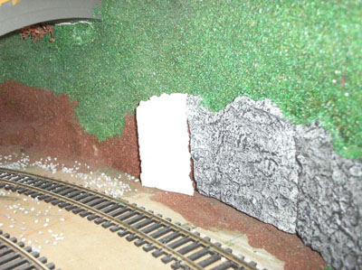 New Railway Modellers Modelling Rock Faces